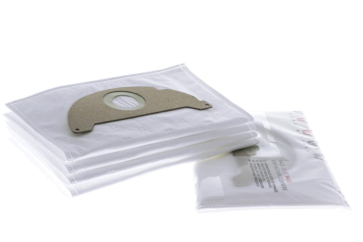 42e Staubsaugerbeutel Filter Filtertüten 20 Staubbeutel für Kärcher TBS 32e
