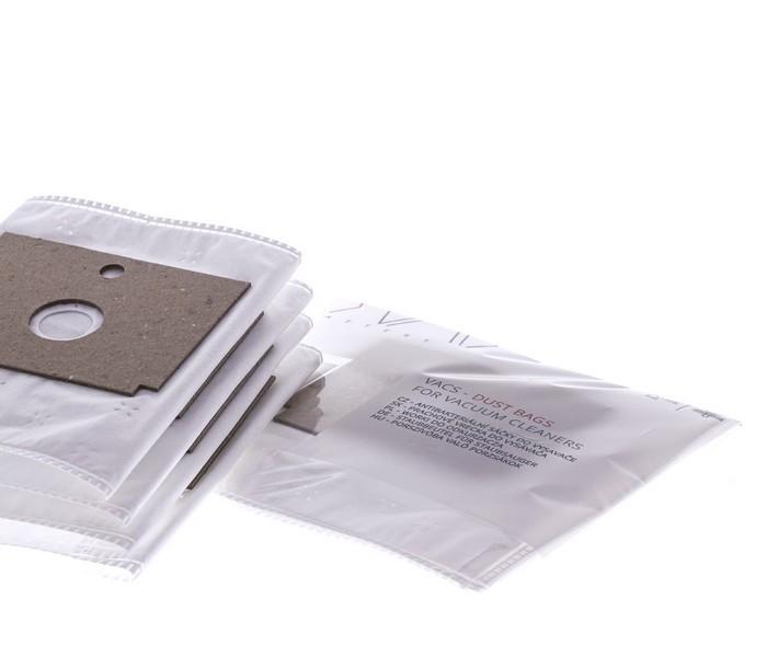 VACS Staubsaugerbeutel Für ROWENTA RCF 250 (4 Stück + 1 Filter)